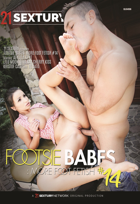 Footsie Babes - More Foot Fetish #14