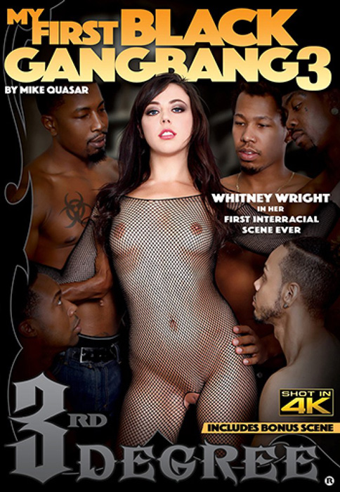 My First Black Gangbang #3