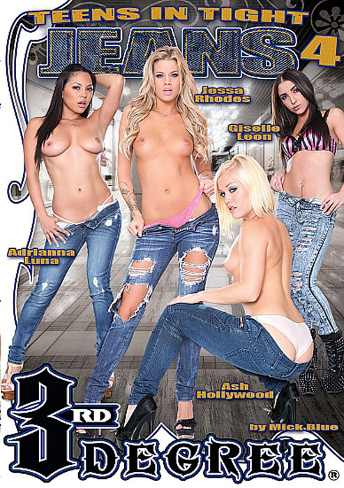 Подростки В Обтягивающих Джинсах #4 / Teens In Tight Jeans #4 (2013) DVDRip