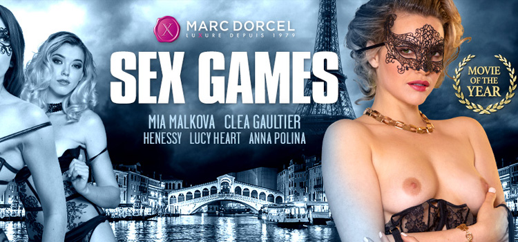 Sex Games -  Marc Dorcel