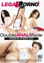 Double Anal Made French Pornstars