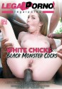 White Chicks vs. Black Monster Cocks