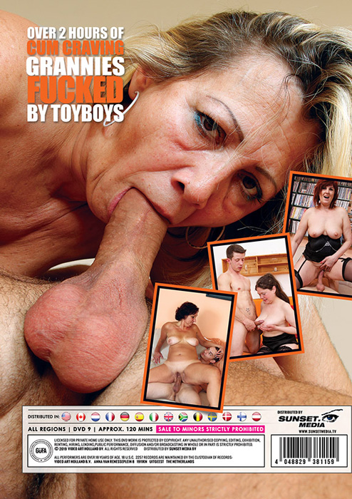 Granny Pleasing ToyBoys