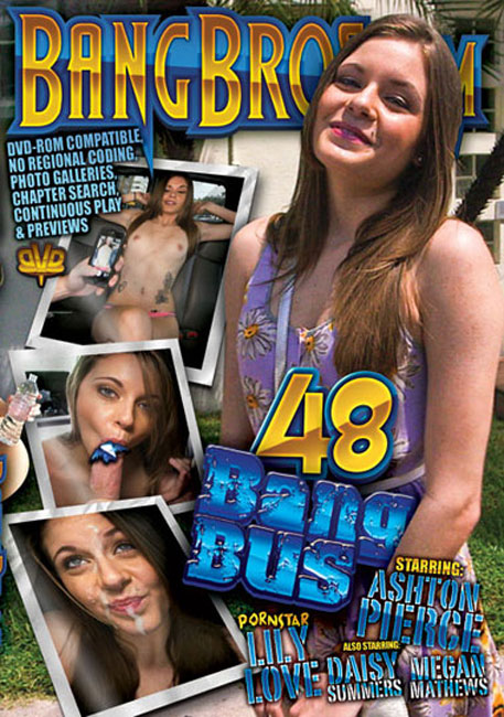 Автобус Траха #48 / Bang Bus #48 (2014) DVDRip