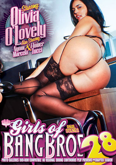 Девушки из BangBros #28: Оливия О'Ловели / Girls Of BangBros #28: Olivia O'Lovely (2013) DVDRip