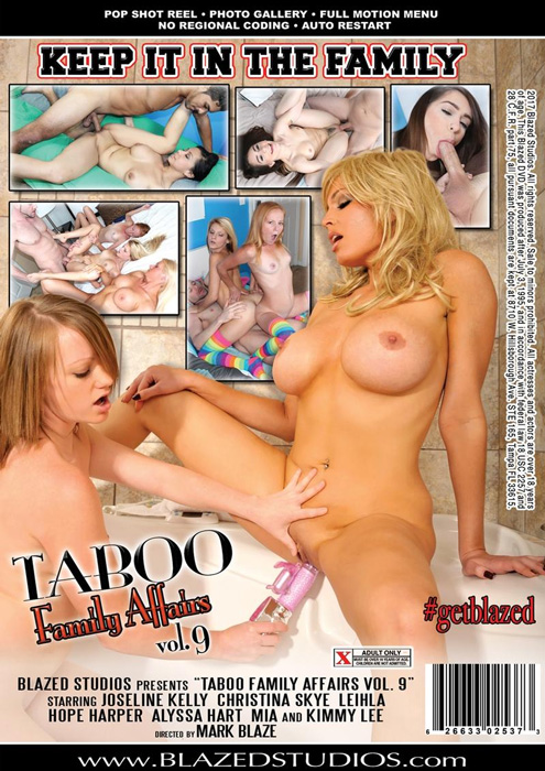 Taboo Family Affairs Vol.9