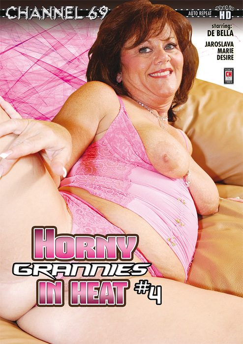 Horny Grannies In Heat 4