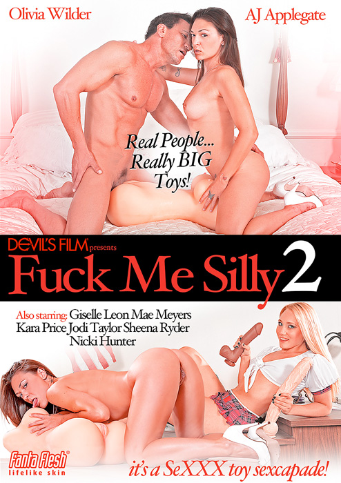 ���� ������ ���� #2 / Fuck Me Silly #2 (2015) DVDRip