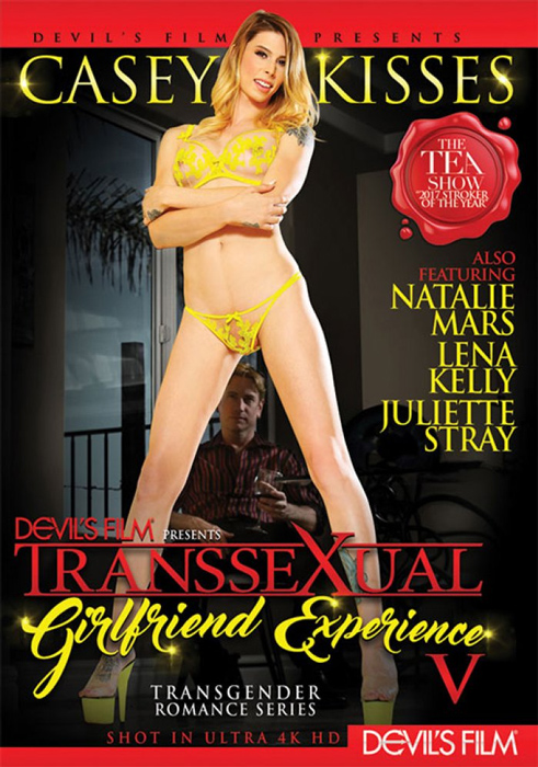 Transsexual Girlfriend Experience #5