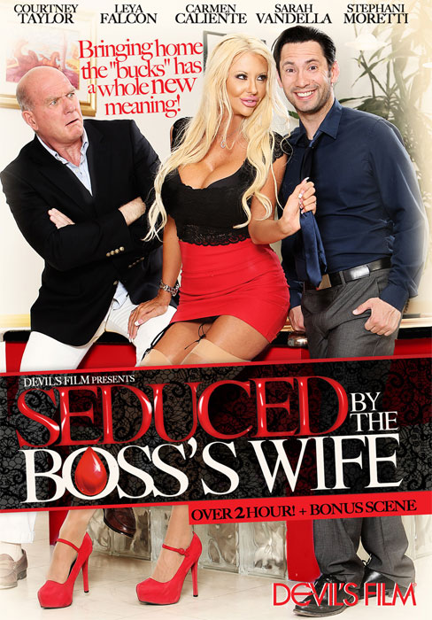 ����������� ����� ����� / Seduced By The Boss's Wife (2014) DVDRip