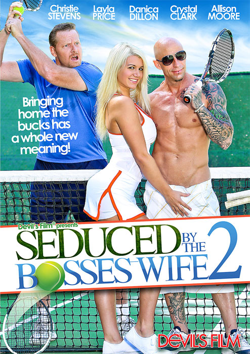����������� ����� ����� #2 / Seduced By The Boss's Wife #2 (2014) DVDRip