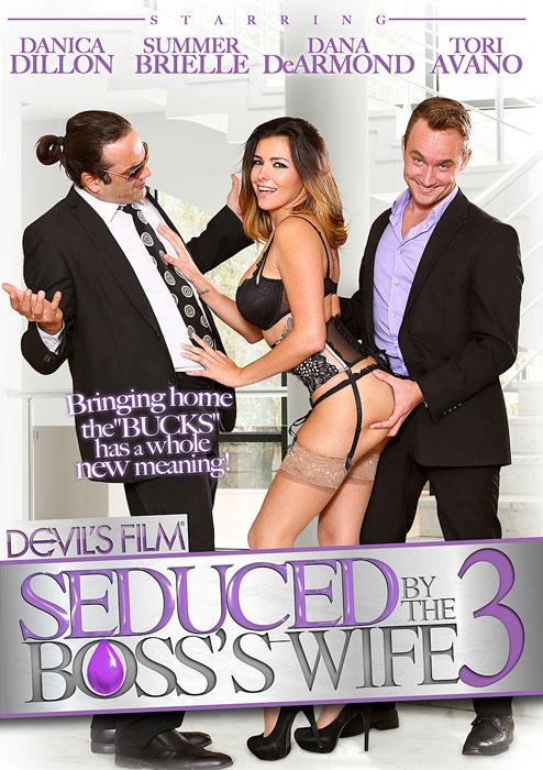 Соблазнённый Женой Босса #3 / Seduced By The Boss's Wife #3 (2015) DVDRip