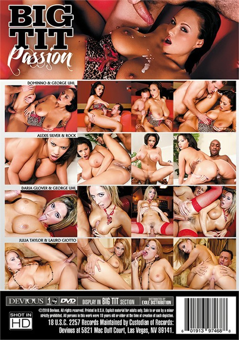 Big Tit Passion