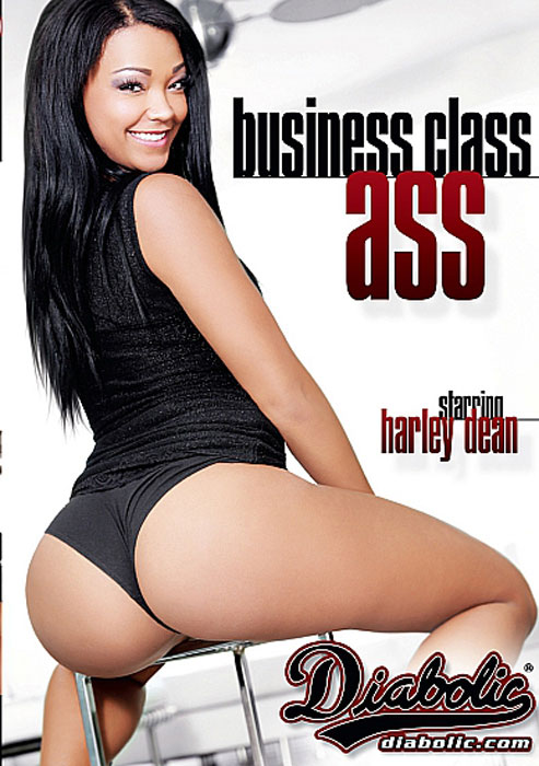 ����� ������-������ / Business Class Ass (2014) DVDRip