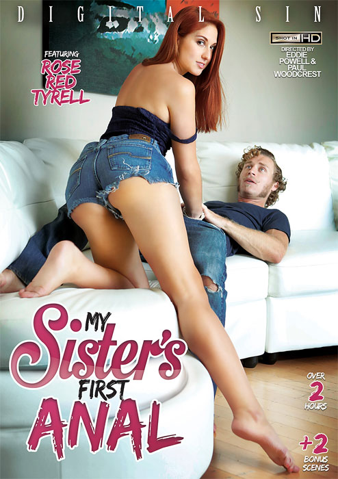 ������ ���� ���� ������ / My Sister's First Anal (2014) DVDRip