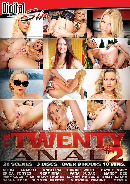 ���������: �������� ���� #2 / The Twenty: Anal #2 (2014) DVDRip