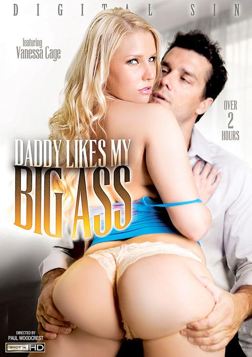 Папе Нравится Моя Большая Задница / Daddy Likes My Big Ass (2015) DVDRip