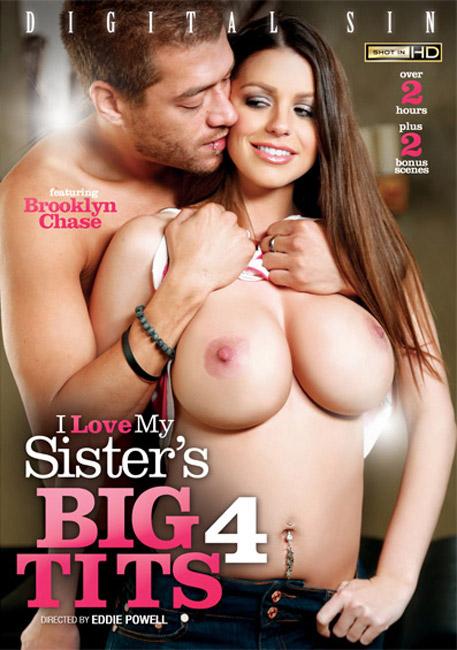 Я Люблю Большие Сиськи Моей Сестры #4 / I Love My Sister's Big Tits #4 (2015) DVDRip