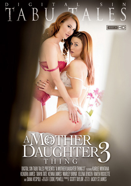 Дочки-Матери #3 / A Mother Daughter Thing #3 (2015) DVDRip