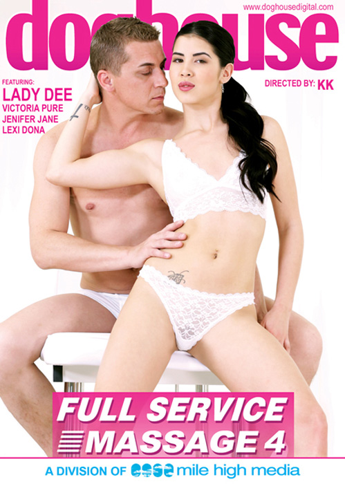 Full Service Massage Vol. 4