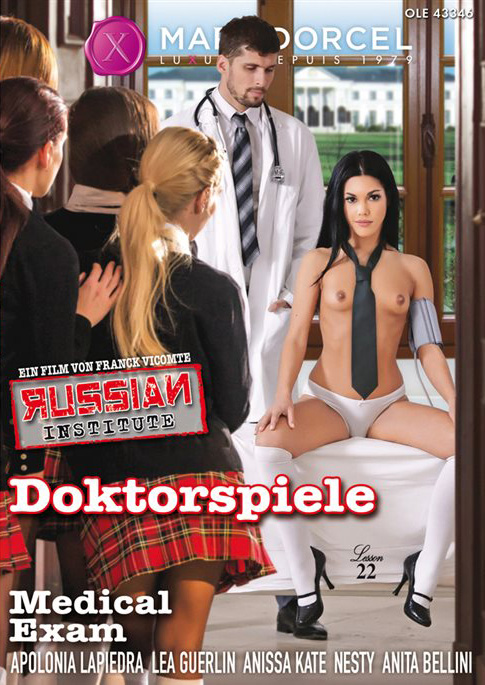 Russian Institute 22 - Medical Exam