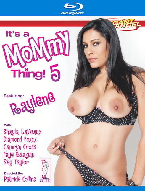 It's a Mommy Thing 5 (Blu Ray)