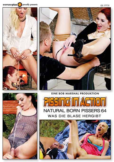 Pissing In Action - Natural Born Pissers 64