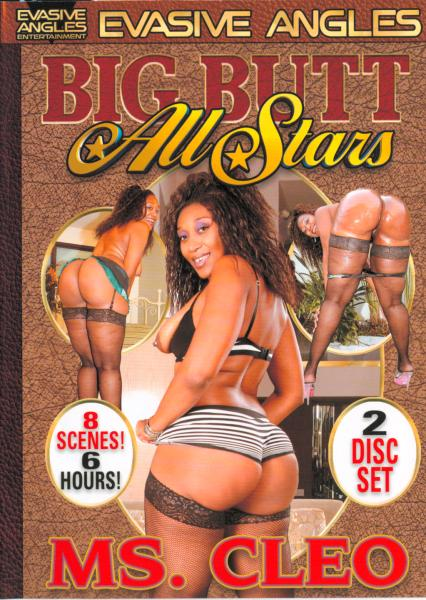 Big Butt All Stars: Ms Cleo (2 Disc Set)