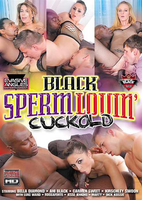 Black Sperm Lovin Cuckold