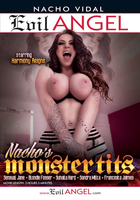 Чудовищные Сиськи Начо / Nacho's Monster Tits (2015) DVDRip
