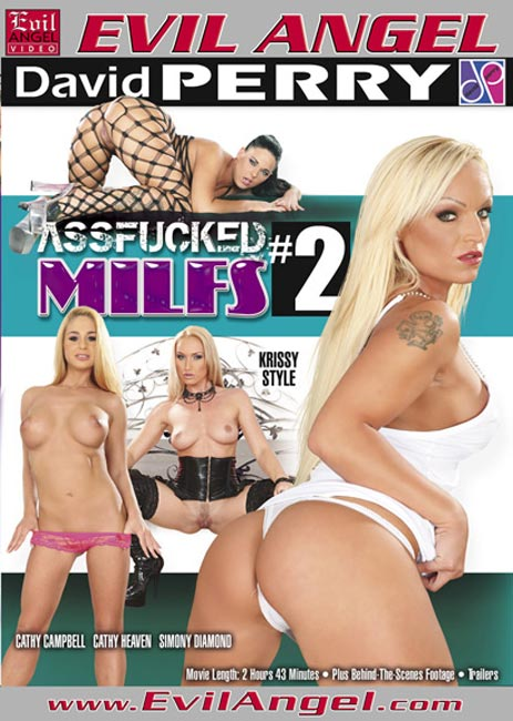 Assfucked MILFs #2