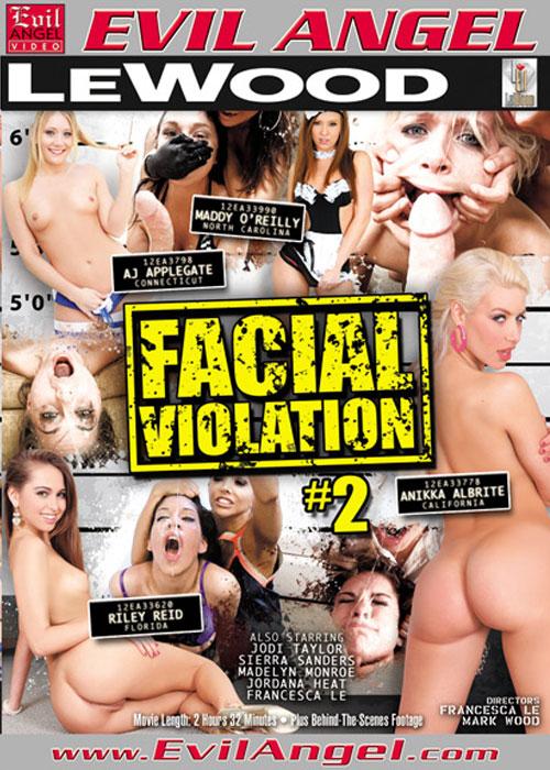Нарушение Лица #2 / Facial Violation #2 (2013) DVDRip