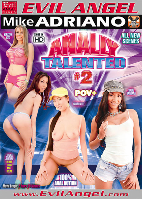 Анальный Талант #2 / Anally Talented #2 (2013) DVDRip