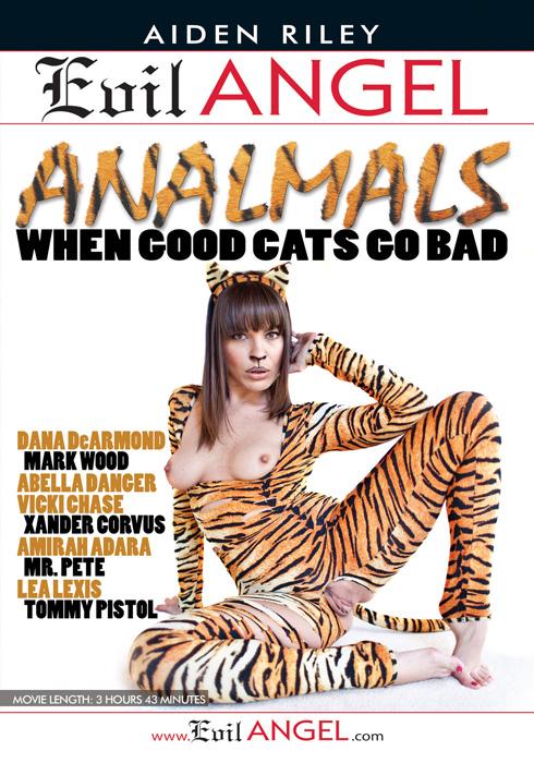 Животный Анал / Analmals (2015) DVDRip