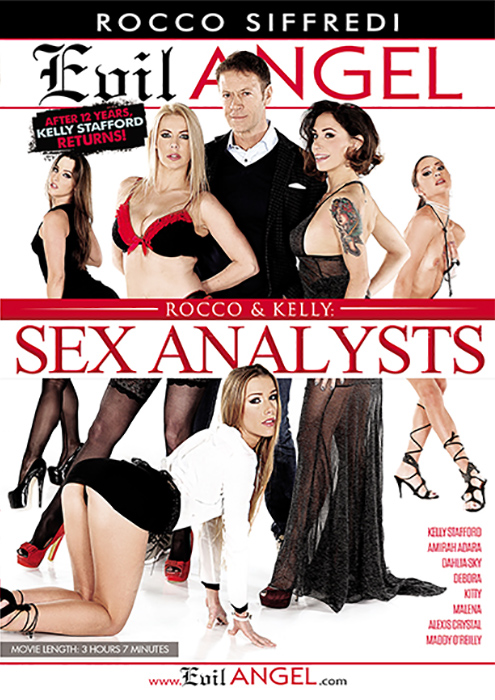Rocco & Kelly - Sex Analysts