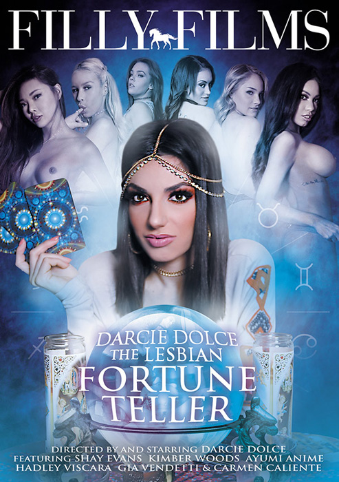 Darcie Dolce The Lesbian Fortune Teller