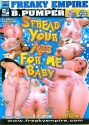 Spread Your Ass For Me Baby (2-disc)