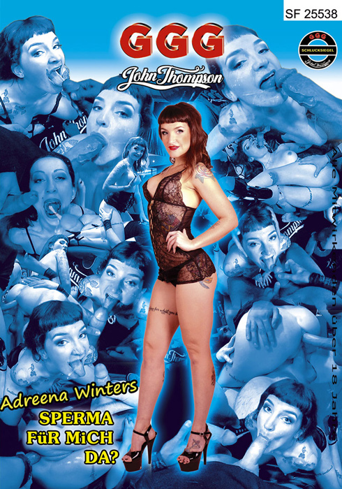 Adreena Winters - Sperma fur mich da?