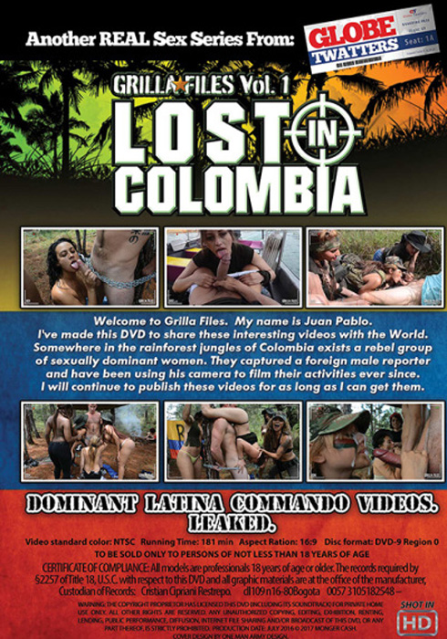 Grilla Files Vol 1 - Lost in Colombia