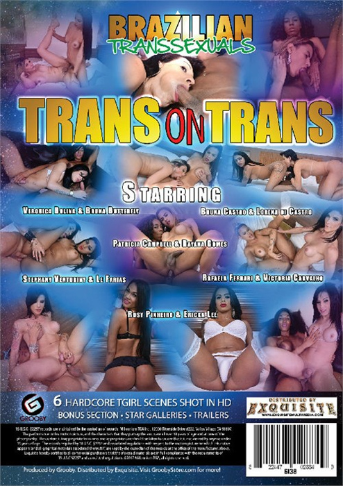 Brazilian Transsexuals  - Trans On Trans