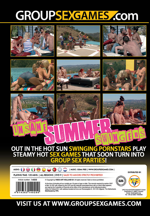 Insane Summer Swingers