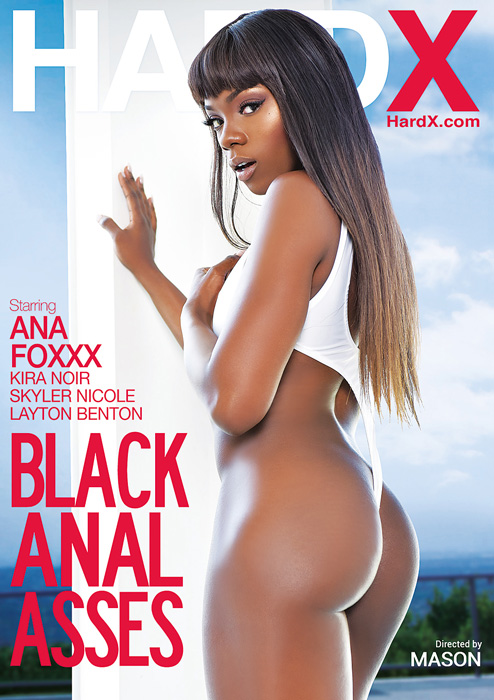 Black Anal Asses