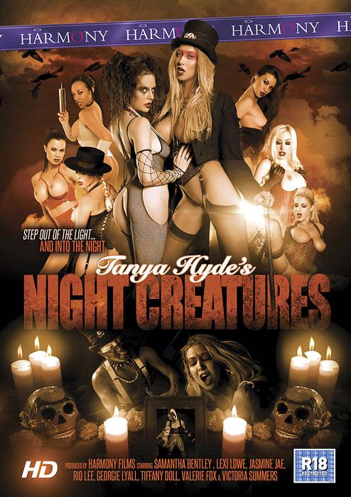 ������ �������� / Night Creatures (2014) DVDRip