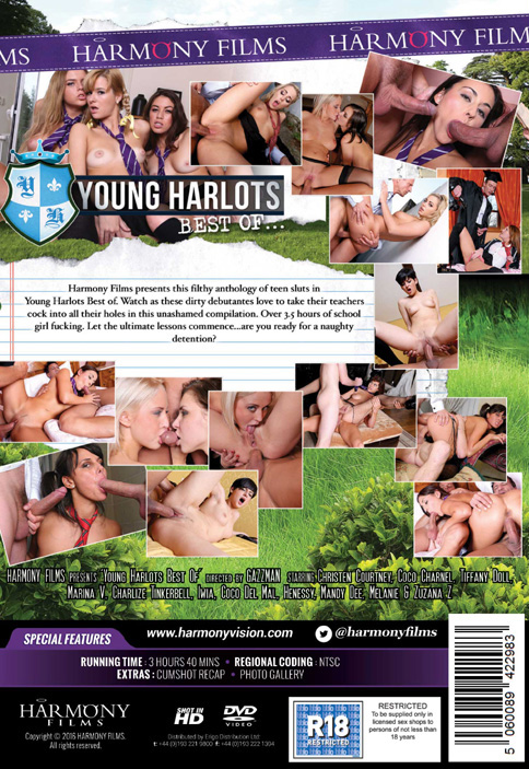 Best of Young Harlots