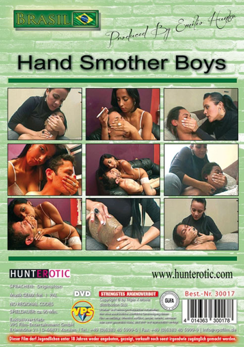 Hand Smother Boys 3