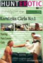 Karateka Girls No.1