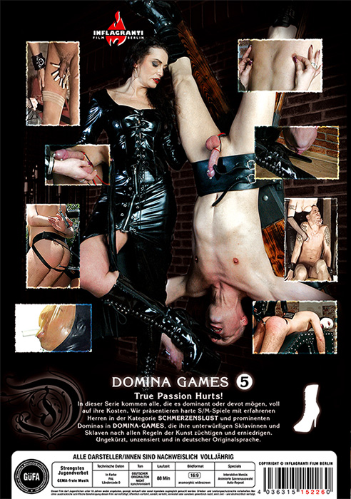 Domination - Domina Games 5