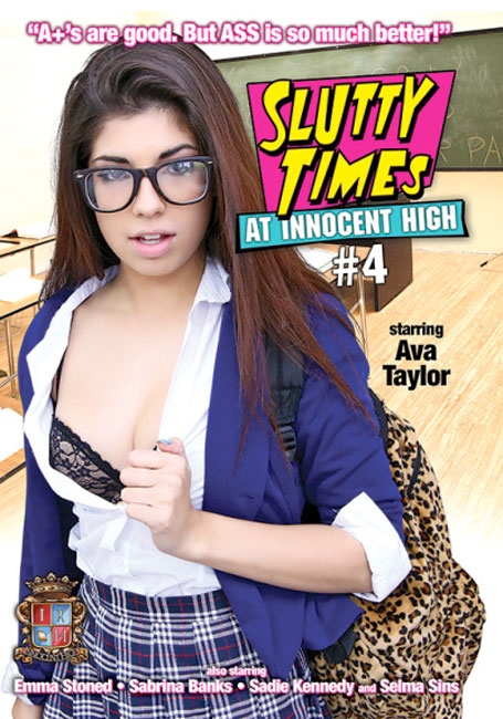 Slutty Times At Innocent High 4