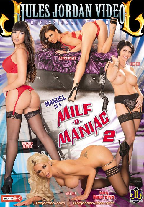 Мануэль МамкоМаньяк #2 / Manuel Is A MILF-O-Maniac #2 (2015) DVDRip
