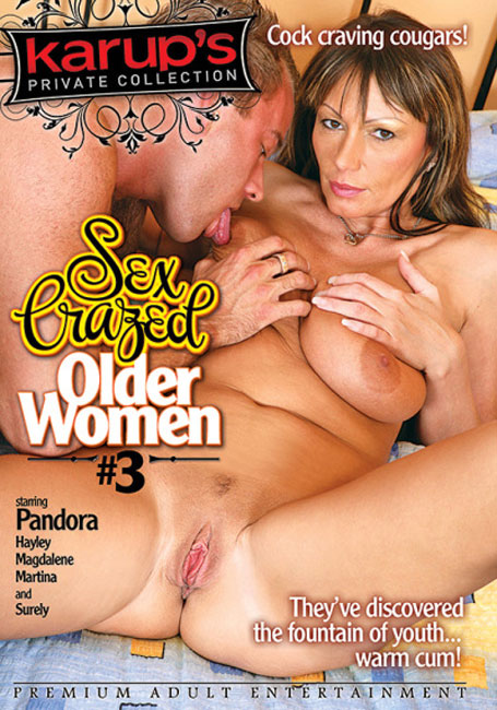 Sex Crazed Older Women 3